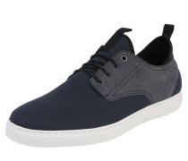 Sneaker mit Mesh navy / dunkelblau