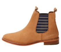 Chelsea Boot 'julia' mit Ringeln braun