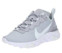 Sneaker 'React 55' hellgrau / weiß