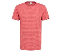 T-Shirt 'steef' rot