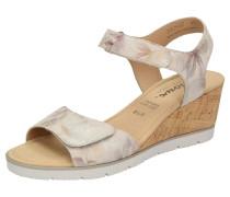 Sandale 'Filomia-700' grau / mischfarben