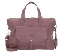 Handtasche 'Isa' bordeaux