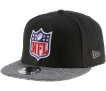 NFL 9Fifty Cap grau / schwarz