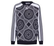 'sweater' schwarz / weiß