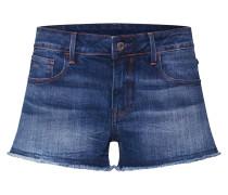 Shorts '3301' blue denim