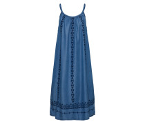 Kleid blue denim