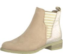 Chelsea Boots creme / altrosa