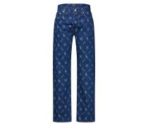 Jeans 'neale' blau