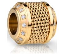 Damen-Charm gold