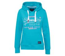 Sweatshirt 'vntg Logo Lite Stne Entry'