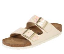 Sandale 'Arizona' creme