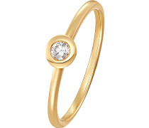 Ring '87471195' gold