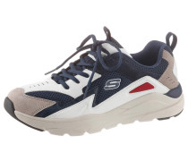 Sneaker 'Verrado' navy / beige / weiß