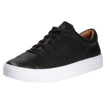 Sneaker 'court 125' schwarz