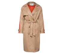 Trenchcoat 'isabella' camel / orange