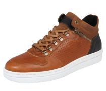 Sneaker braun / karamell
