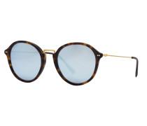 Sonnenbrille 'Maui' blau / braun