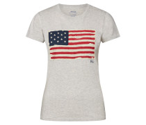 'SS Flag Tee-Short Sleeve-Knit'