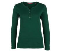 Langarmshirt grün