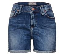 Jeans 'milena Bermuda' blue denim