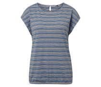 T-Shirt hellblau / mischfarben