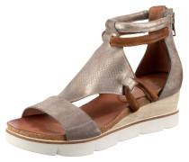 Sandaletten hellgrau