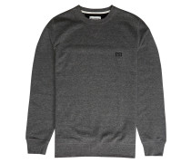 Sweatshirt 'All Day' anthrazit