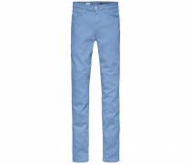 Jeans »Como RW Clr« hellblau