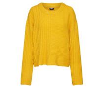 Pullover' dunkelgelb