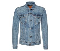 Jeansjacke 'the Trucker' hellblau