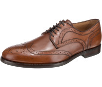 Hampstead Business Schuhe cognac