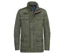 Übergangsjacke 'Fieldjacket' khaki