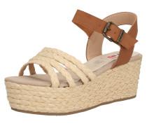 Sandale 'new Socotra' braun / sand