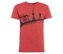 T-Shirt 'Hafenschiffer 18'