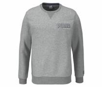 Sweatshirt 'style Athletics Crew FL' grau