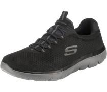 Sneaker 'Summits' schwarz