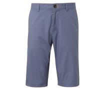 Shorts 'Josh' rauchblau