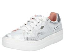 Sneaker 'Top' silber