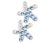 Paar Ohrstecker »Seestern« mit Swarovski-Kristallen