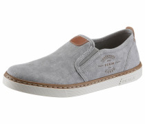 Slipper braun / grau