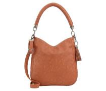 Handtasche 'Heike Saddle' braun