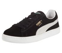 Sneaker 'Suede Classic' schwarz / weiß