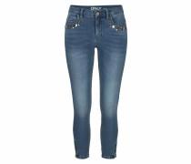 Ankle-Jeans 'kendell Zoe' hellblau