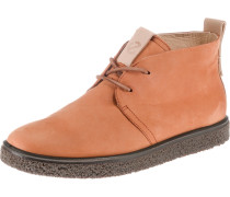 Ankle Boots 'Crepe Tray L' braun