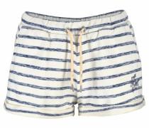 Shorts 'essentials Sweat' navy / naturweiß
