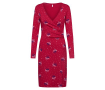 Kleid 'emerald palace robe' rot