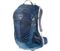 'Stratos 24L' Wanderrucksack blau
