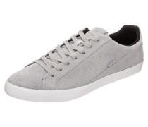 Sneaker 'Court Suede' grau / naturweiß