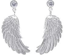 Paar Ohrstecker 'Flügel Ere-Ws'