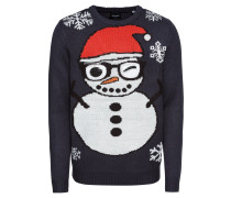 Pullover 'onsSNOWMAN 7 Xmas Crew Knit'
